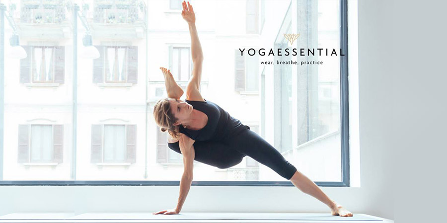 Yogaessential veste lo yoga